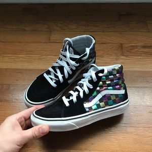 Women's vans Old Skool High Tops
